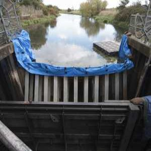 Innovative stop log installed at Cambridgeshire pumping station