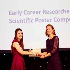 Iron sediment research wins SWIG prize