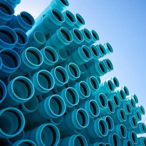 Sewage pipes account for half of EU infrastructure pipe sales