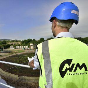 First Affinity Water frameworks for Nomenca