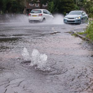 Three mains bursts in a week a 'reminder' that investment is needed