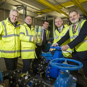 NI Water completes £6M Ballydougan to Newry upgrade