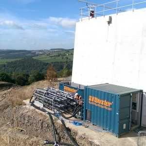 Bespoke pH adjustment system used at Midlands reservoir
