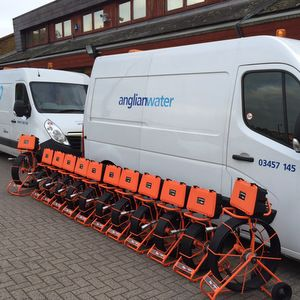 Anglian Water order is Mini-Cam's largest for SOLOPro+ camera