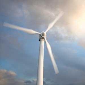 Swansea wind turbine helps Welsh Water reduce carbon footprint
