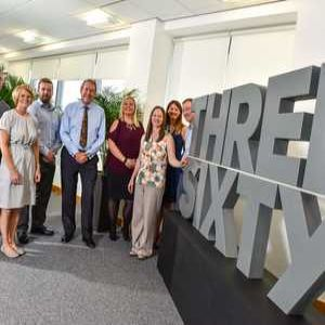 Three Sixty managing director steps down