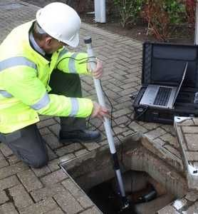 Acoustic sewer innovation wins national utilities prize