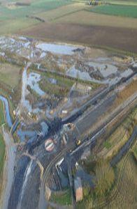 Unfinished Horncastle flood storage reservoir can be used, says EA