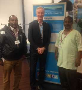 Yorkshire Water hosts Ethiopian water utility delegates