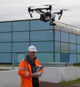 Health and safety drones a gamechanger, says Thames