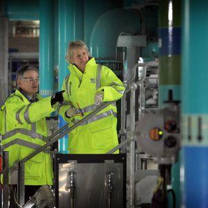 Scottish Water reaches renewable power milestone