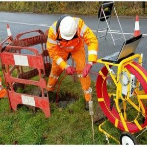 Thames Water trials sewer infiltration survey system
