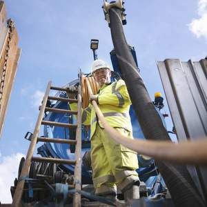 Balfour Beatty sees reduced revenue for its gas and water business