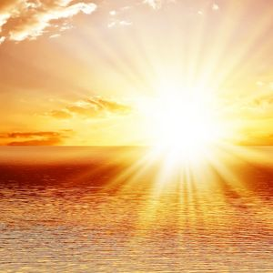 Sunlight can purify wastewater cheaper than commercial products
