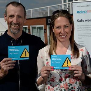 SEW hammers home health and safety message