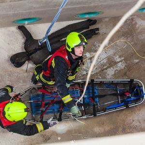 SWW's Mayflower WTW hosts fire training exercise
