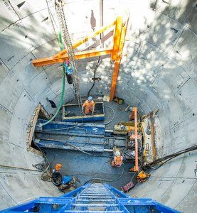 Thames completes multi-million-pound Didcot sewer