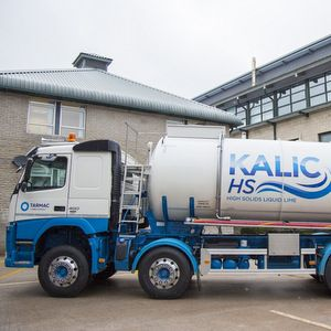Easier access for Tarmac's lime delivery 'milk round'