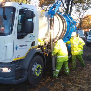 Cumbria framework awarded to Sapphire Utility Solutions