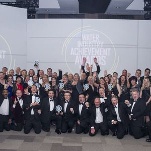 Bristol Water triumphs at water 'Oscars'