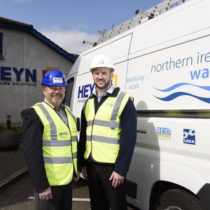 NI Water awards safety equipment supply deal