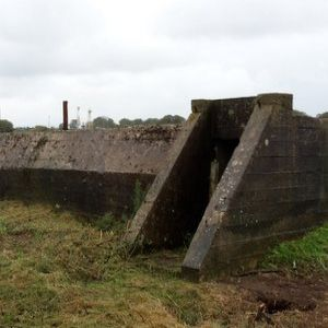 Scottish Water solar project uncovers lost WW2 shelter