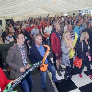 Innovation chief calls for collaboration at NWG festival