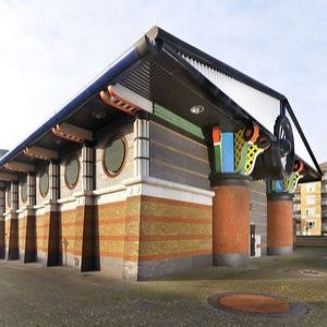 Isle of Dogs pumping station receives listed status