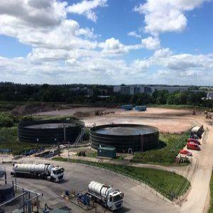 Severn Trent starts work on £20M food waste plant
