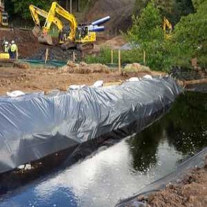 Scottish Water diverts Ayrshire river on pipeline project