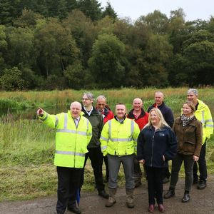 NI Water notches up another Integrated Constructed Wetland
