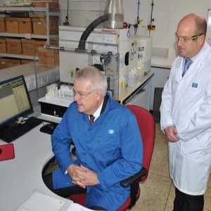Upgrade for Severn Trent laboratory in Bridgend