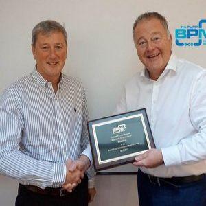Xylem's Lewis takes over as BPMA president