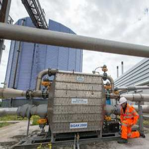 Veolia helps Scottish Water achieve energy self-sufficiency