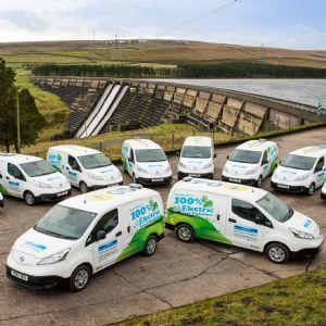 Yorkshire Water announces drive towards renewable energy