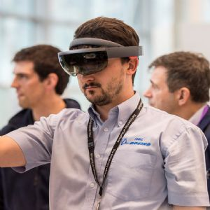 Yorkshire Water using VR gaming technology to design futuristic sites