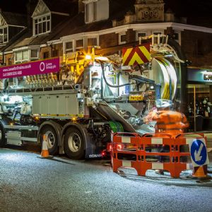 Lanes gets non-routine sewer service contract with Anglian