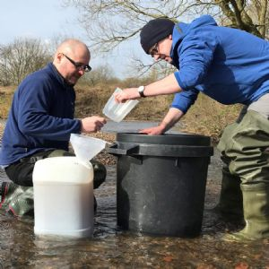 Study finds heavy microplastic pollution in UK rivers