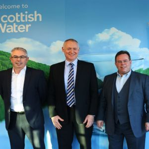 Scottish Water announces wastewater heat recovery venture