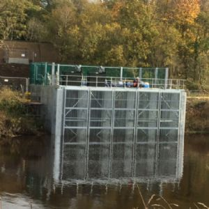 Northumbrian completes £11M eel protection project