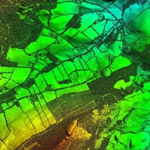 Bluesky LiDAR supports major Irish Water supply project