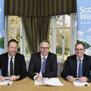 Scottish Water announces digital partnership