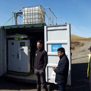 NRW hails mine water treatment breakthrough