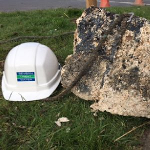 'Magic potion' helping Severn Trent tackle fatbergs