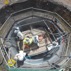 Wessex teams up with Sydney Water to extend sewer's life