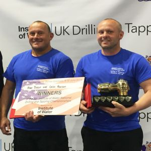 Northumbrian take top prize in National Drilling and Tapping competition