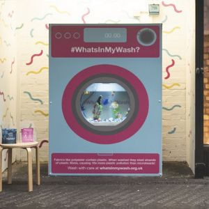 #whatsinmywash campaign aims to cut plastic microfibre pollution