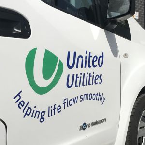 United Utilities announces green fleet plan
