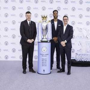 Xylem in Manchester City partnership