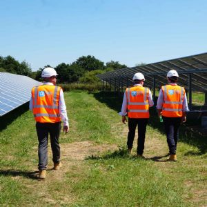 Anglian appoints HBS New Energies for solar programme